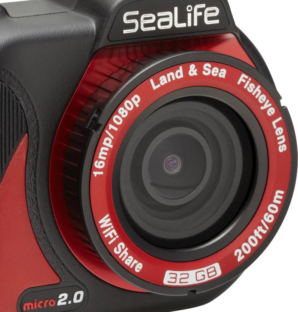 Подводна фото-видео камера MICRO HD 2.0 / 32GB WiFi - SeaLife